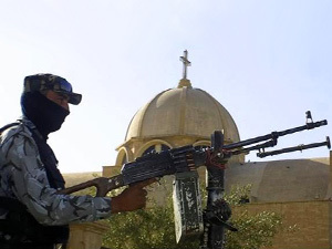 Боевики покушались на христиан в Пасхальное воскресенье